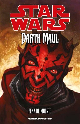 Star Wars Darth Maul pena de muerte