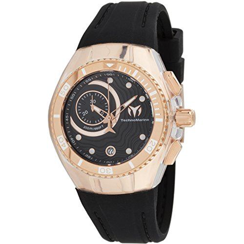 technomarine-cruise-femme-bracelet-silicone-noir-quartz-montre-tm-115382
