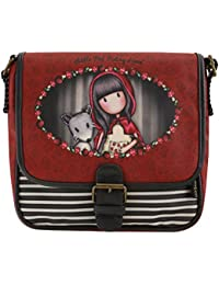Bolso Gorjuss Bandolera Regulable - Little Red Riding Hood