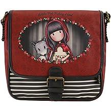 Amazon.es: bolsos gorjuss - Rojo