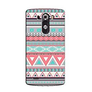 AZTEC PATTERN BACK COVER FOR LG G3