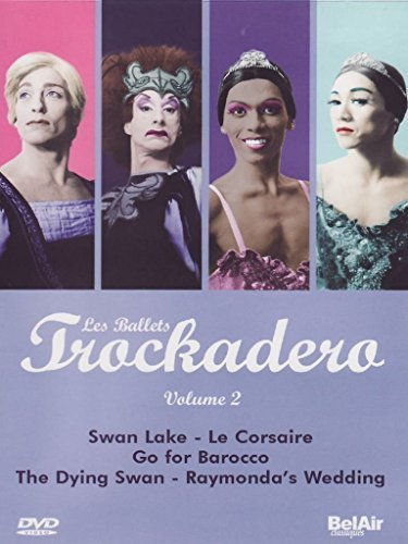 Bild von Les Ballets Trockadero, Vol. 2: Swan Lake/Le Corsair/Go for Barocco/The Dying Swan/Raymonda's Wedding by Czech Philharmonic Orchestra