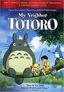 My Neighbor Totoro [DVD] [Region 1] [US Import] [NTSC]