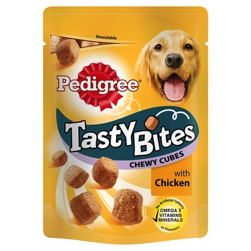 pedigree-tasty-bites-chewy-cubes-with-chicken-130g