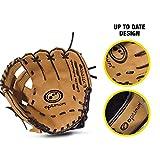 Optimum Extreme Child Baseball Glove, Brown