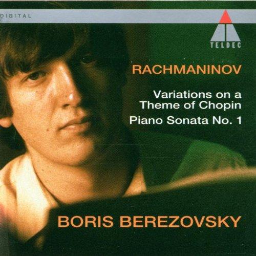 Variationen / Sonate 1