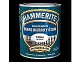 HAMMERITE - Esmalte Para Metal Hammerite Forja Negro 5L