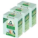 3x Frosch Aloe Vera Color-Waschpulver 1,35 kg - Sensitiv mit Aloe Vera