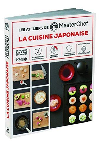 La cuisine japonaise - les ateliers Masterchef