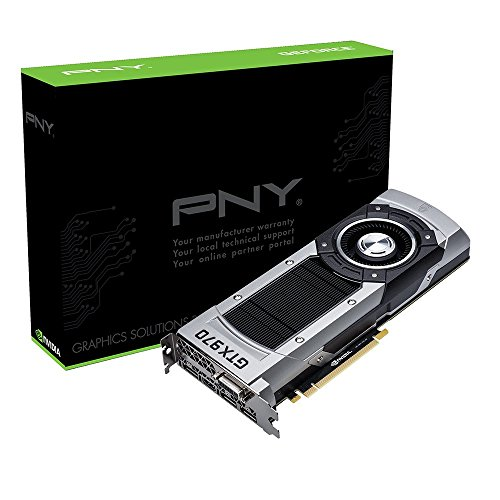PNY GF970GTXBR4GEPB NVIDIA GeForce GTX 970 4GB scheda video