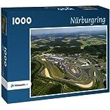 Nürburgring - Puzzle 1000 Teile mit Bild von oben