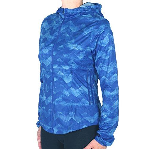 Adidas Adizero Track Jacket W Raw Grey XS