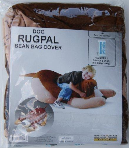 Rug Pal Dog Bean Bag Cover by Shopka