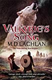 Valkyrie's Song (Claw Trilogy 3)