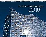 Elbphilharmonie 2018 - Postkartenkalender