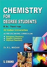 B.SC. Chemistry-III (UGC)