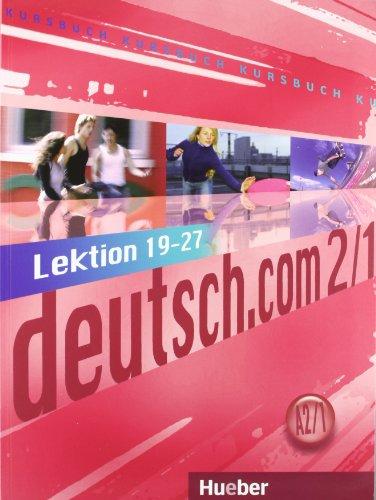 Deutschcom a21 kursb+xxl (alum)
