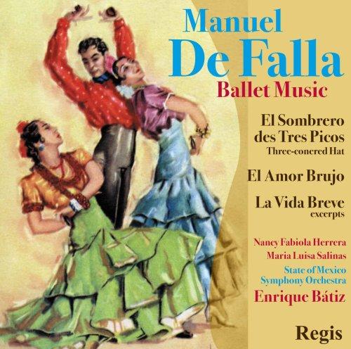 De Falla : El Amor Brujo. Batiz