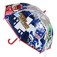 PJ MASKS 2400000363 Bubble Umbrella, Multicolour (Multicolor 001), 45 cm