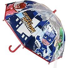 PJ Masks Paraguas Transparente 71 cm