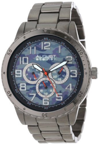 August Steiner AS8060GN - Reloj para hombres