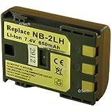 Batterie compatible pour CANON MD215