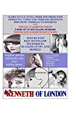 Cut Style Perm Brilliantly 4-DVD SET/SAVE $$$ by Kenneth of London