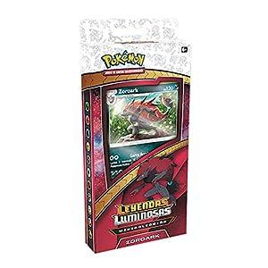 Pokemon JCC- Minicolección Zoroark de Leyendas Luminosas - Español, Color (ASMODEE POKC1704)