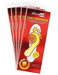Thermopad Sohlenwärmer - Calentadores de pies, color beige, talla L
