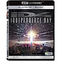 Independence Day - Edición 20 Aniversario Blu-ray 4K UHD