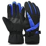 Vbiger Skihandschuhe Fahrradhandschuhe Sport Handschuhe Skifahren HandschuheOutdoor Handschuhe Winter