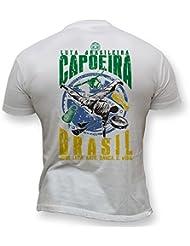 Dirty Ray Arts Martiaux MMA Capoeira lutte brésilienne t-shirt homme K1