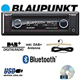 B-Ware K BLAUPUNKT London 470 DAB BT - Bluetooth | DAB+ | CD | SD | USB Autoradio