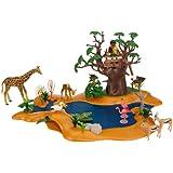 Playmobil 4827 - Laguna de Animales Salvajes
