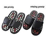 Lepakshi Rotating Gossi 42-43 1Pair New Arrival Shoe Sandal Reflex Massage Sli