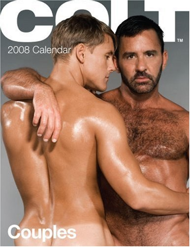 Couples Colt Calendar 2008