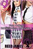 Futa College Exhibitionism Collection 1 (English Edition)