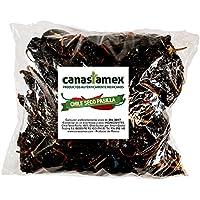 CHILE SECO PASILLA 1kg - CANASTAMEX