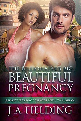 The Billionaire's Big Beautiful Pregnancy: BWWM Romance (Big And Beautiful Book 2)