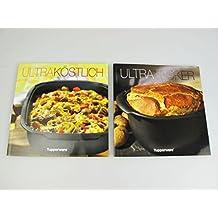 Tupperware Livre de cuisine Ultra délicieux + Ultra délicieux Four UltraPro recettes P 18568
