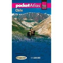 pocketAtlas Chile 1 : 1 600 000