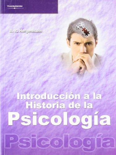 Introducciónalahistoriadelapsicología por B.R. HERGENHAHN