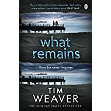 What Remains: The killer is watching . . . in this SINISTER THRILLER (David Raker Series)