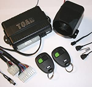 Toad Security Alarm, Model A101CL