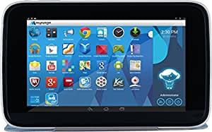 Mymaga MGED070A2TEUFLXMIN01 FLUX Mini 17,8 cm (7'') Tablette Tactile (Intel Atom 22520, 1,2GHz, 1Go RAM, 8Go HDD, Android, Ecran tactile) Blanc (Import Europe)