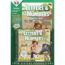Letters & Numbers [Import anglais]