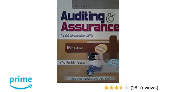 Surbhi Bansal Audit Book For Ipcc Pdf