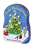 Frohe Weihnachten: 10 Mini-Bilderbücher (Ravensburger Minis) by Unkown(1. August 2013)