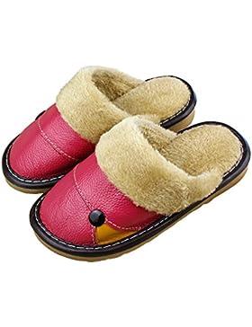 KVbaby - Zapatillas de estar por casa para niña
