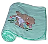 Baby Station Imported Baby Blanket Embro...
